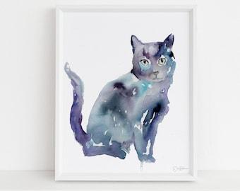 Cat Prints