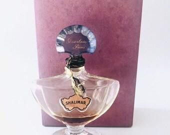 Decorative Arts Vanity, Perfume & Shaving Antique French Baccarat Cut Glass Raised Gold Enamel Perfume Bottle Vanity Set