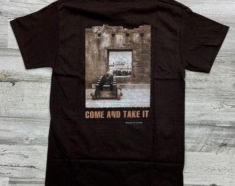 Remember The Alamo T-Shirt & Cap combo - ITEM# TS3047