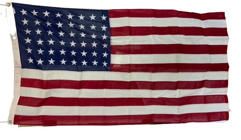 CLOSEOUT   3X5 48 Star USA Flag image 0