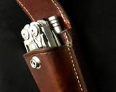 Leatherman sheath with ex...