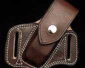Nays Custom Leather Holster Style Case for Most Multi-Tools