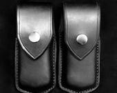 OHT custom leather sheath