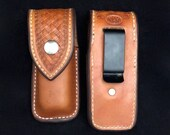 Nay Custom Leather Sheath for the leatherman with belt clip