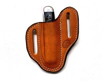 Canted Pancake Right or Left Hand Carry For Pocket Knife