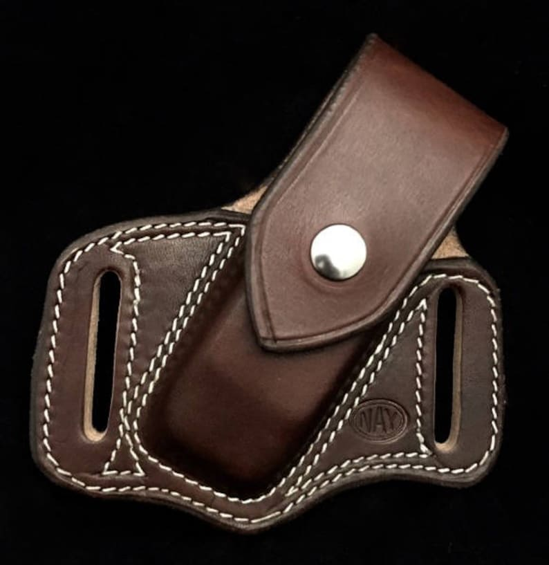 Nays Custom Leather Holster Style Case for Most Multi-Tools image 0