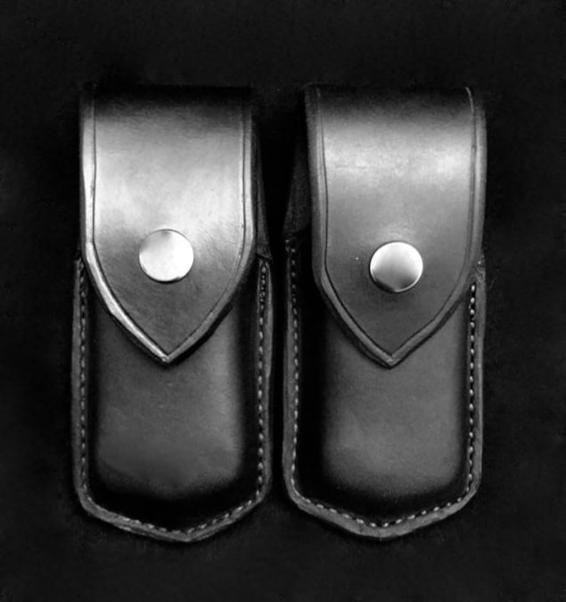 OHT custom leather sheath image 0