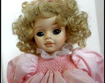SALE Doll Bridesmaid by Pauline Bjoness Jacobsen