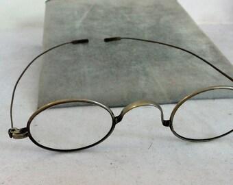 44a0d820afa Antique Wire Eyeglasses