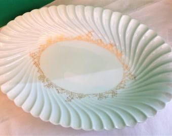 "Limoge Haviland 15"" Platter Ladore Pattern"