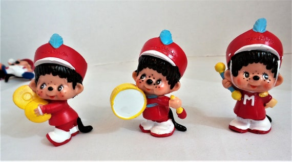 Monchhichis Vintage Set of 2