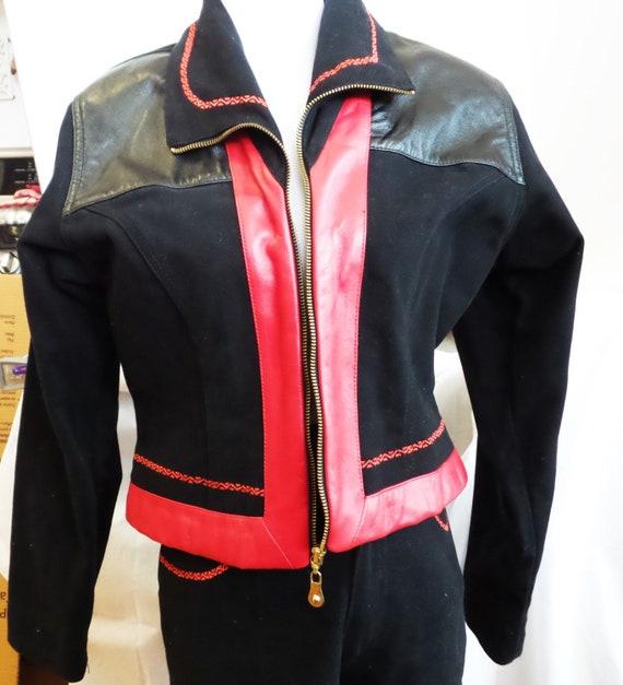 Vintage Cache Pant Suit