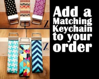 Add a Matching Keychain