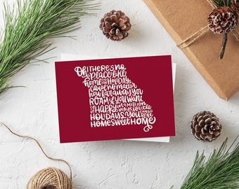 Missouri Home For The Holidays Cards // Set Of 10