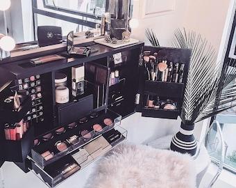 Makeup Organizer Etsy