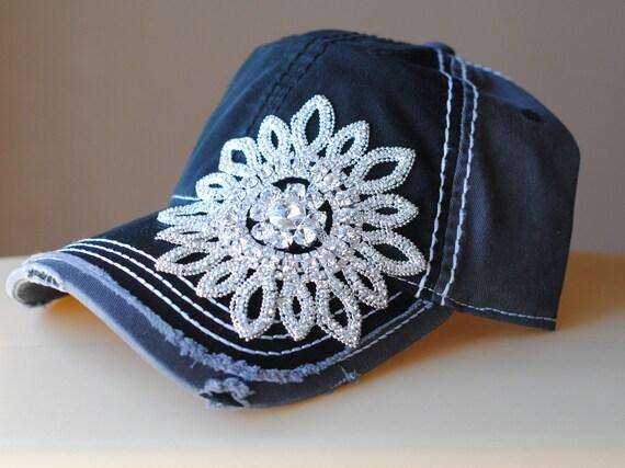 Baseball hats womens cadet hat trucker hats bling hats  18200211c93