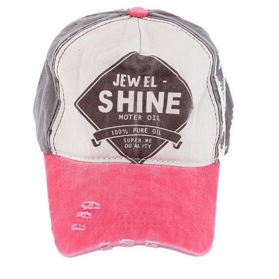 Womens Trucker Hats Womens Distressed Baseball Caps Trucker  77ca20541c6
