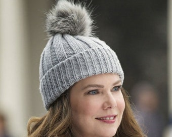 Gilmore Girls Hat Knitting Pattern - PDF Download 00d3c3f2c5e