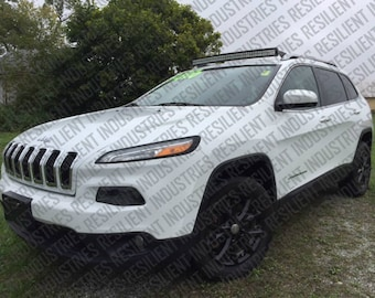 Jeep renegade bu 40 curved or straight led light bar jeep cherokee kl curved led light bar brackets mounts trailhawk latitude mozeypictures Choice Image