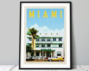 The Deauville Hotel Room Key 536 Miami Beach