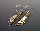 Mixed Metal Earrings, Etc...