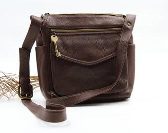 d5895b41e0e Fossil handbag   Etsy