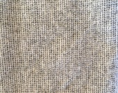 Mill Dyed Wool Fabric called SEEDED NATURAL for Rug Hooking, Wool Applique Crafts