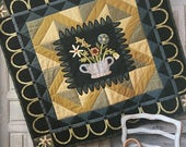 Heart To Hand Book on Wool Applique, Primitive Quilting and Gift Making Ideas By Kathi Campbell