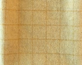 Mill Dyed Wool Fabric called IRISH BUTTER for Rug Hooking, Wool Applique Crafts