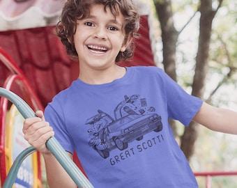 Great Scott!   Youth Short Sleeve T-Shirt