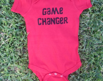 Game Changer Baby Bodysuit