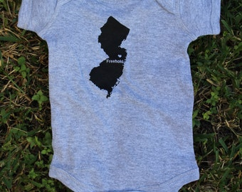 Freehold New Jersey Baby Bodysuit