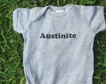 Austinite Baby Bodysuit