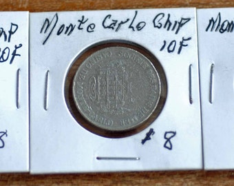Monte Carlo 10F Chip