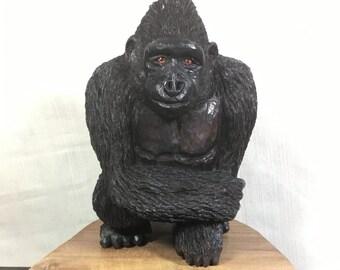 Gus the Silverback Gorilla
