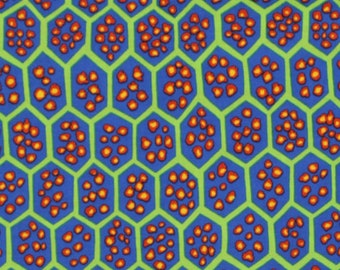Cotton Brandon Mably Spring Crackle Cotton Fabric Print by the Yard D406.16