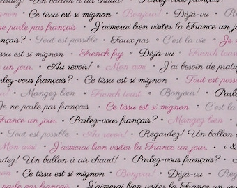 photo regarding French Travel Phrases Printable known as French words Etsy