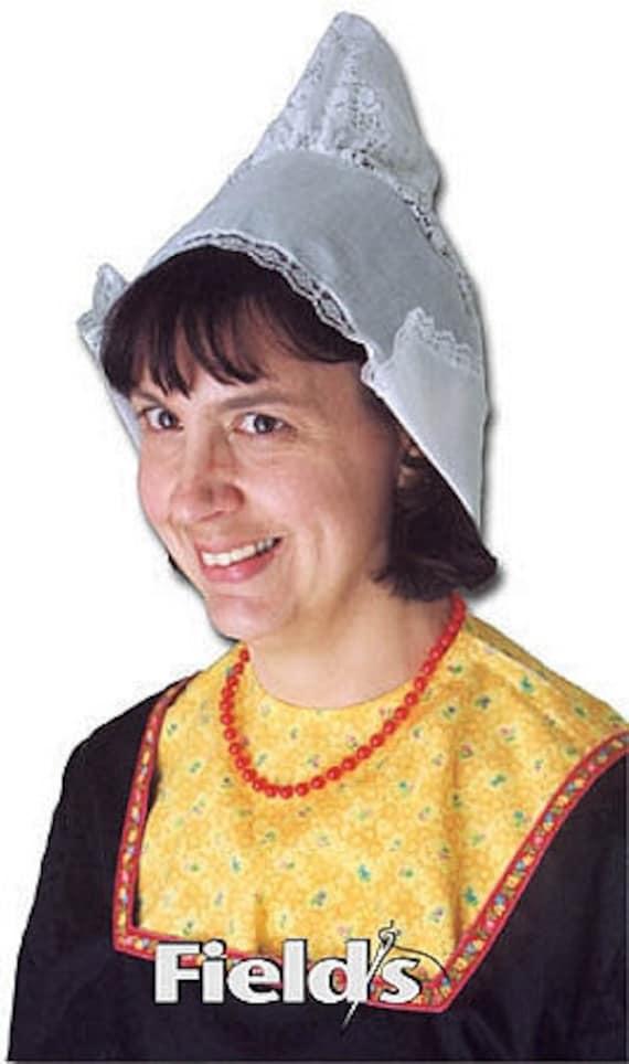 Boys // Men Size Large M519.13 Volendam - Dutch Costume Hat L