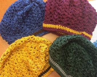 fdad4972e2b More colours. Wizard House Hat - Harry Potter inspired