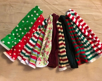 "Choice of Christmas Tights for 14/"" Tonner Betsy McCall or Kish Lark Chrysalis"