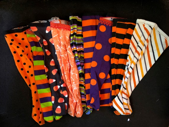 "Spooktacular Selecction! Choice of Halloween Tights for 18/"" American Girl Doll"