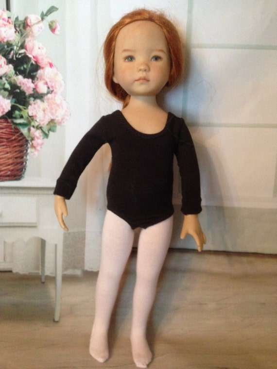 "White Tights for 13/"" Effner Little Darling doll"