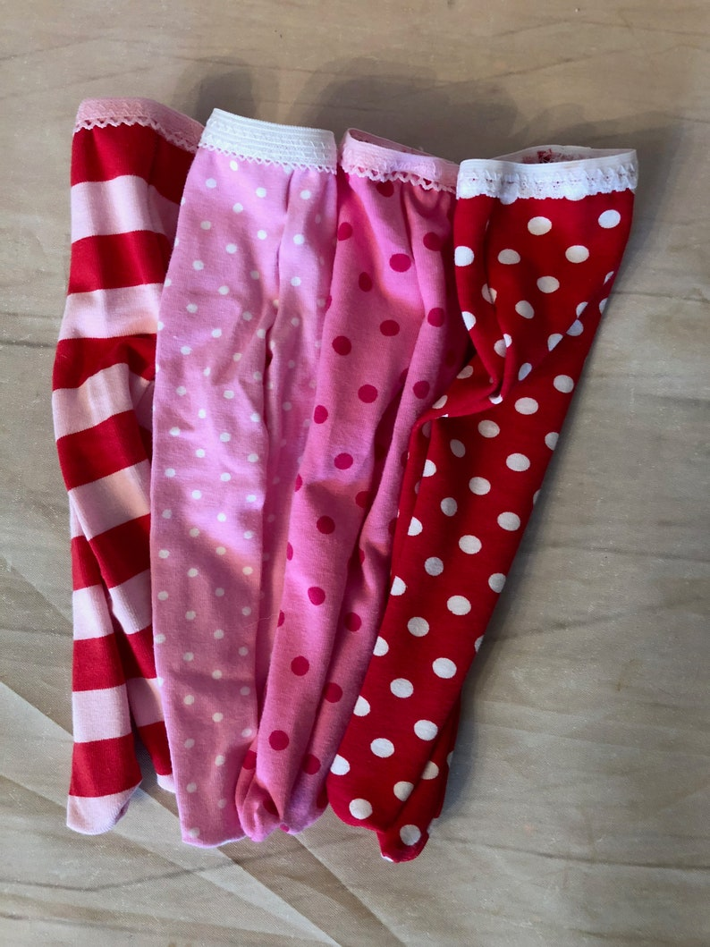 """Leotard /& Tights to fit 10/"""" Patsy Ann Estelle or Bitty Bethany"""