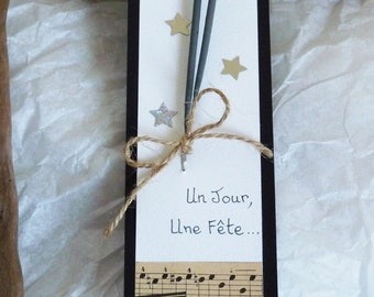 Festive gift for a unique moment, guest gift for an event or a unique day!