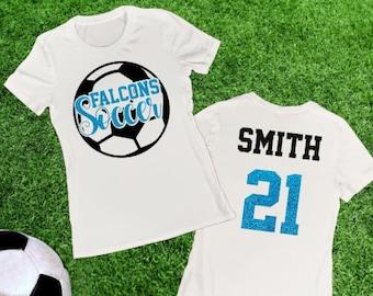 Personalized Soccer Shirt e803e5a05