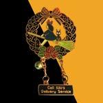 BLACK FRIDAY SALE!**Kiki's Delivery Service | Enamel Lapel Pin | Disney Pin | Cat Pin | Ghibli |