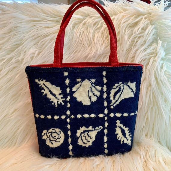 JR Florida ,seashell tote