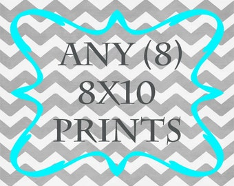 Any (8)  Prints - ANY prints from Rizzle And Rugee