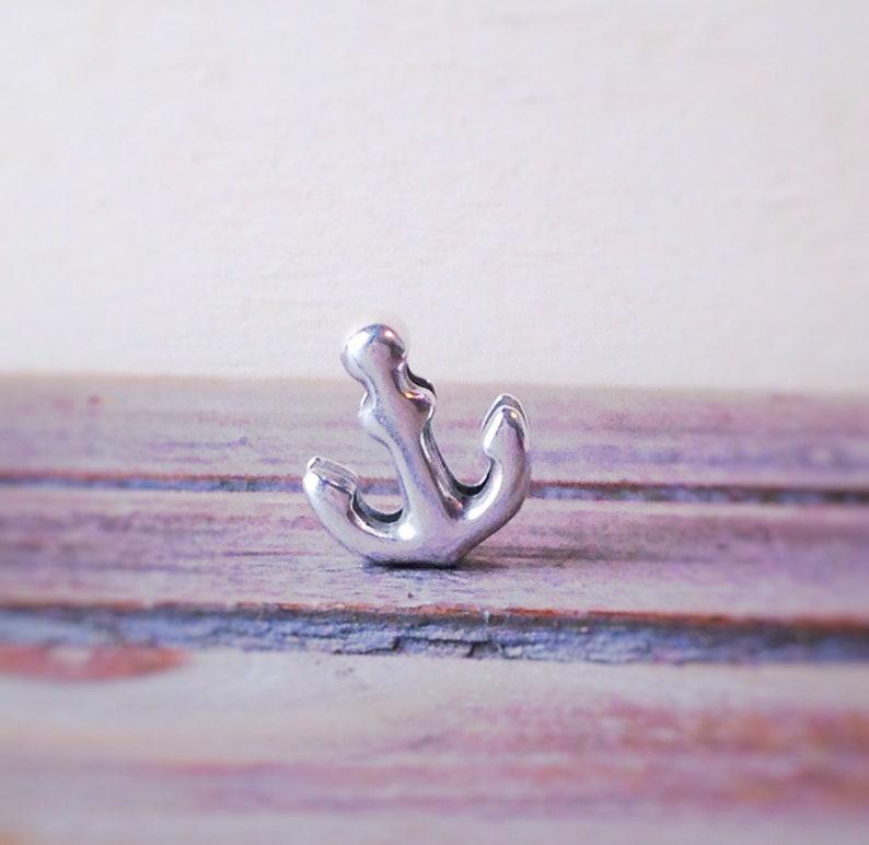 Sliding bead Anchor silver-coloured image 0