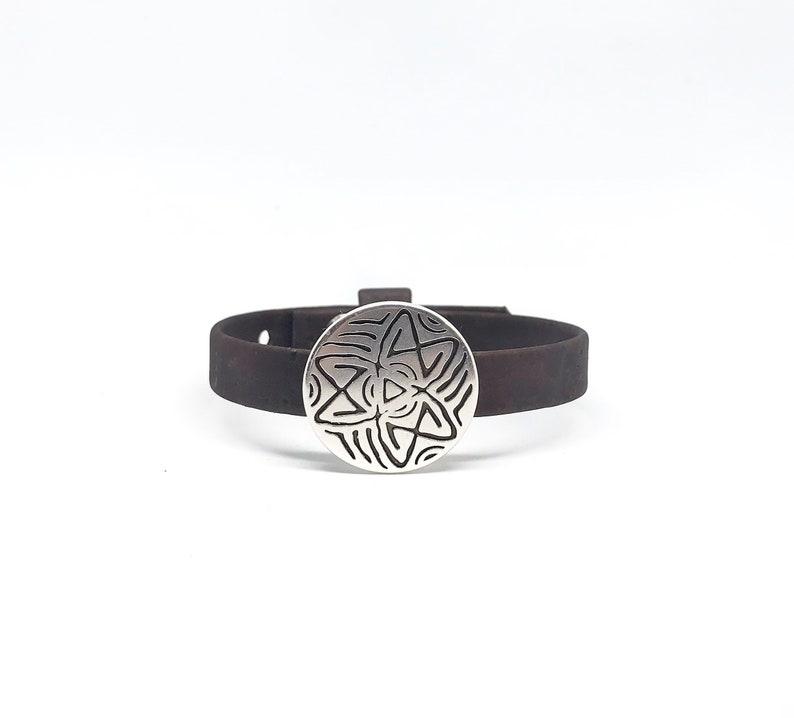 Cork bracelet Aarhus image 0